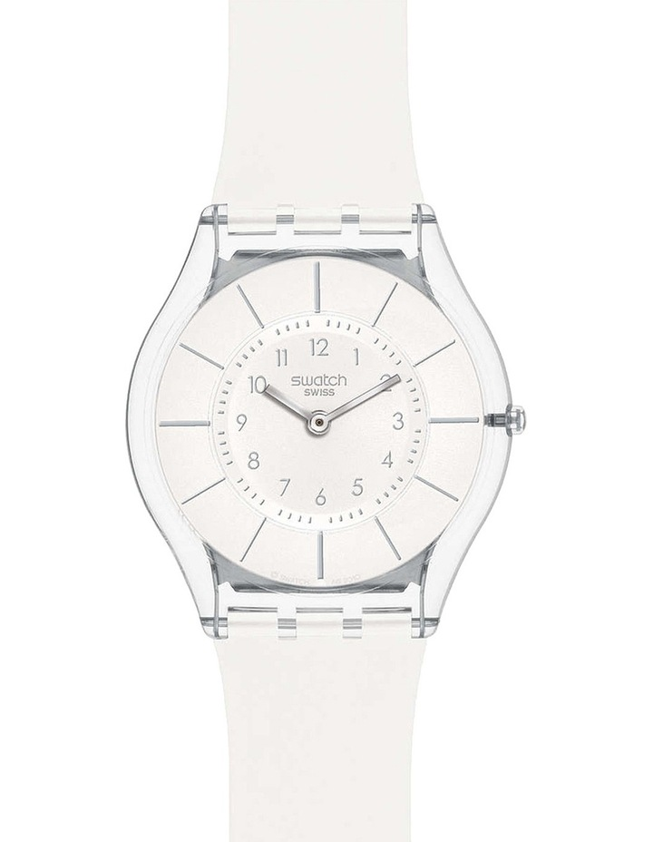 WHITE CLASSINESS watch image 1