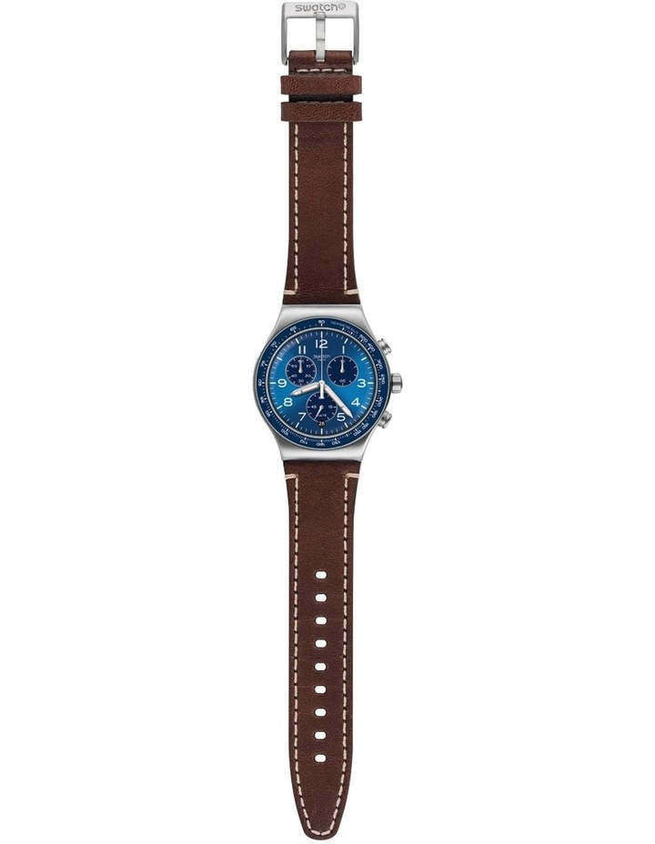 Casual Blue Watch image 2