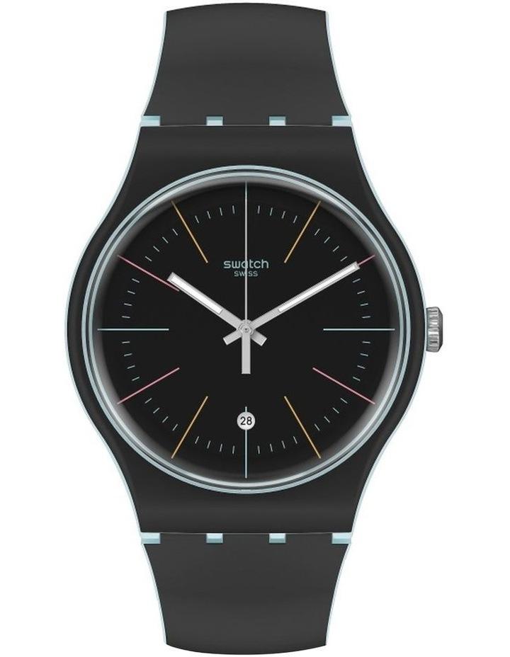 Black Layered Watch image 1