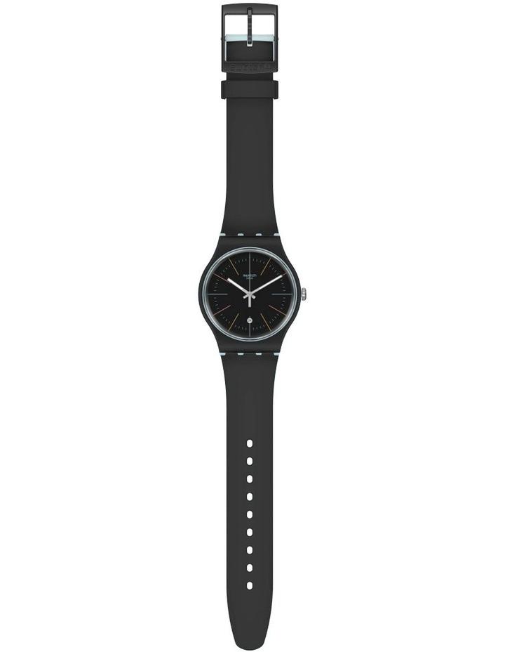 Black Layered Watch image 2