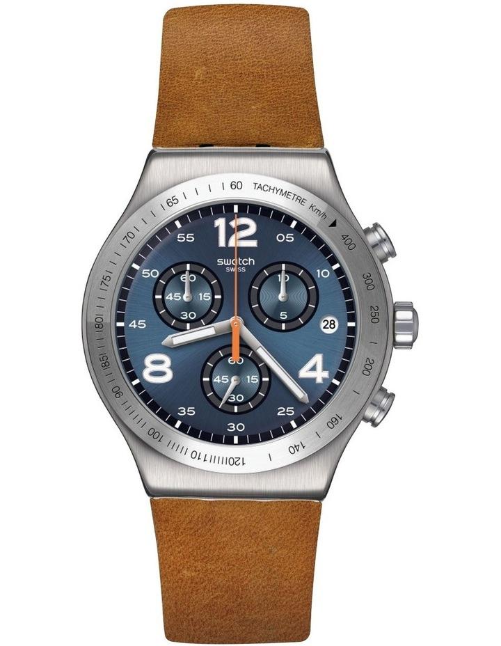 Cognac Wrist Watch image 1