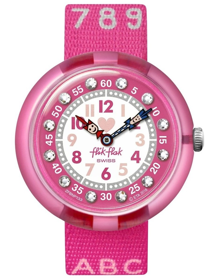 Pink AB34 Watch image 1