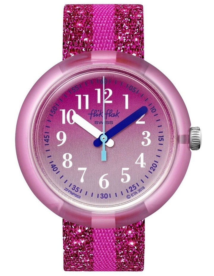 Pink Sparkle Watch image 1