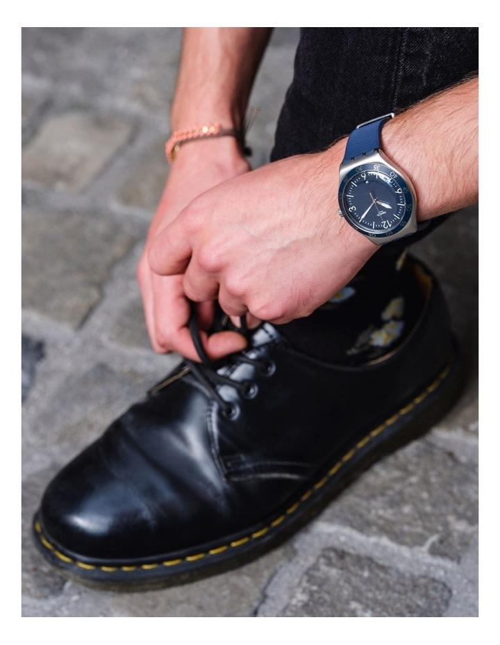 Blue Suit Big Classic Watch image 3