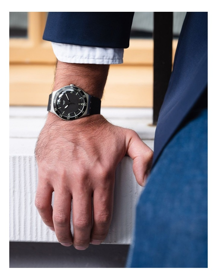 Black Suit Big Classic Watch image 4