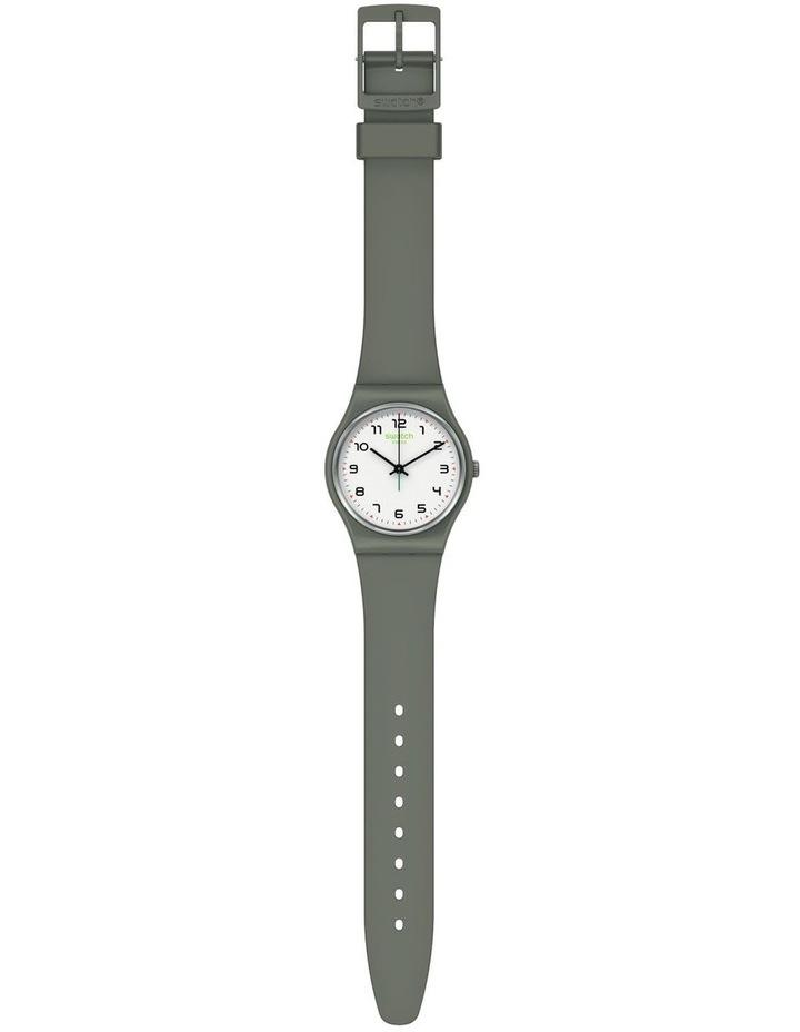 Isikhathi Green Bio-Sourced Plastic Quartz Watch image 2