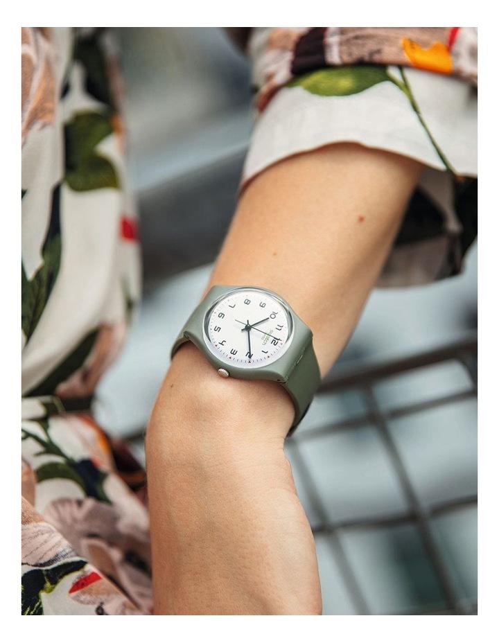 Isikhathi Green Bio-Sourced Plastic Quartz Watch image 3