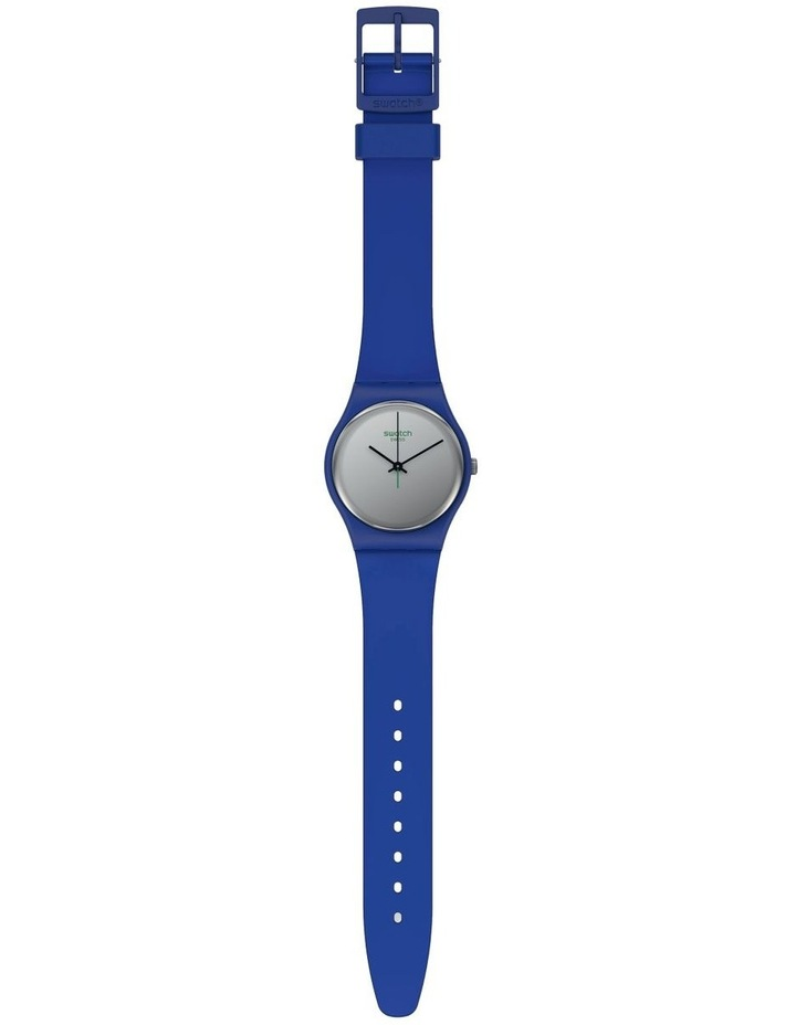 Silverwakati Royal Blue Bio-Sourced Plastic Quartz Watch image 2