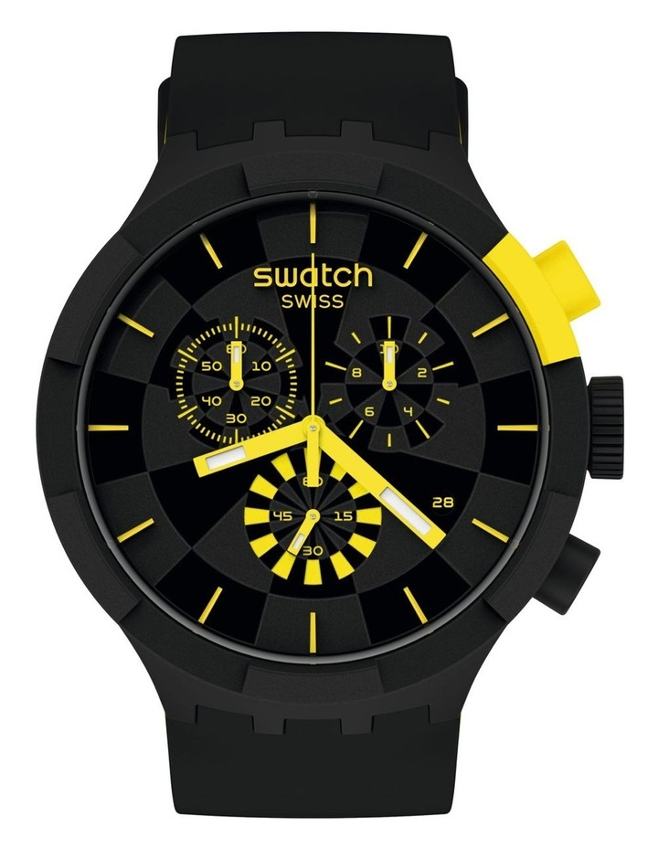 Checkpoint Yellow Watch image 1