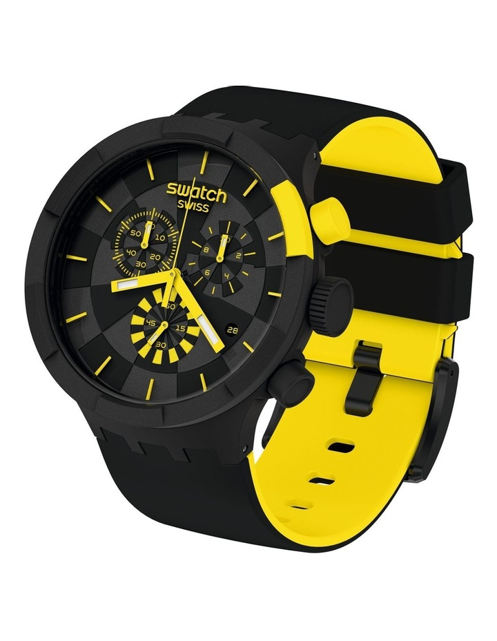 Checkpoint Yellow Watch image 4