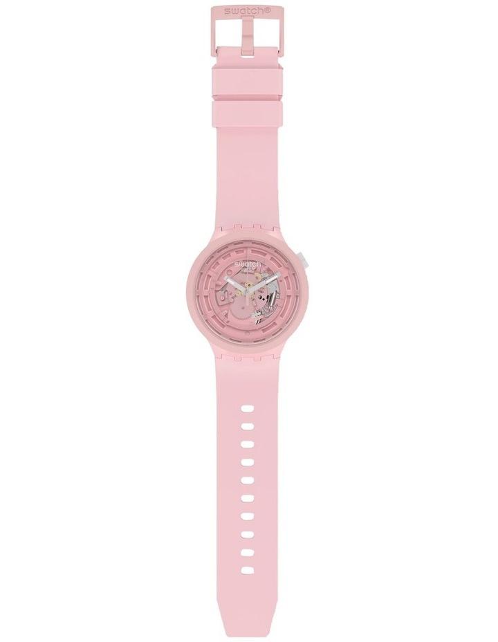 C-Pink Bioceramic Quartz Watch image 2