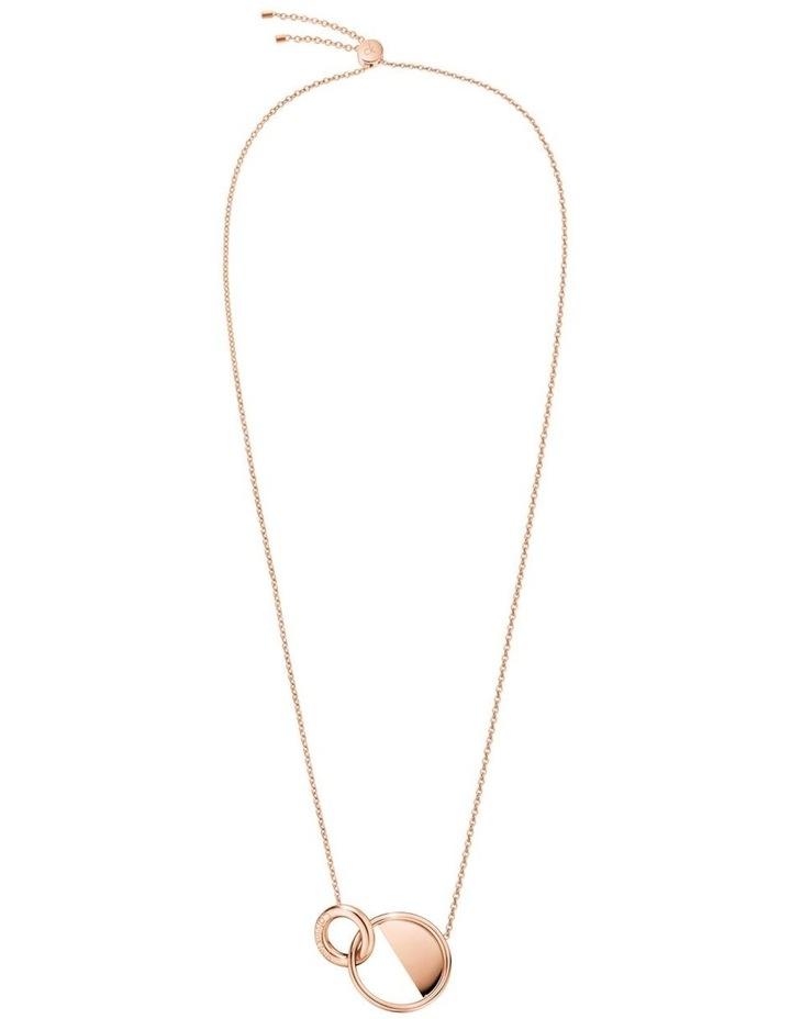 Locked Necklace image 1