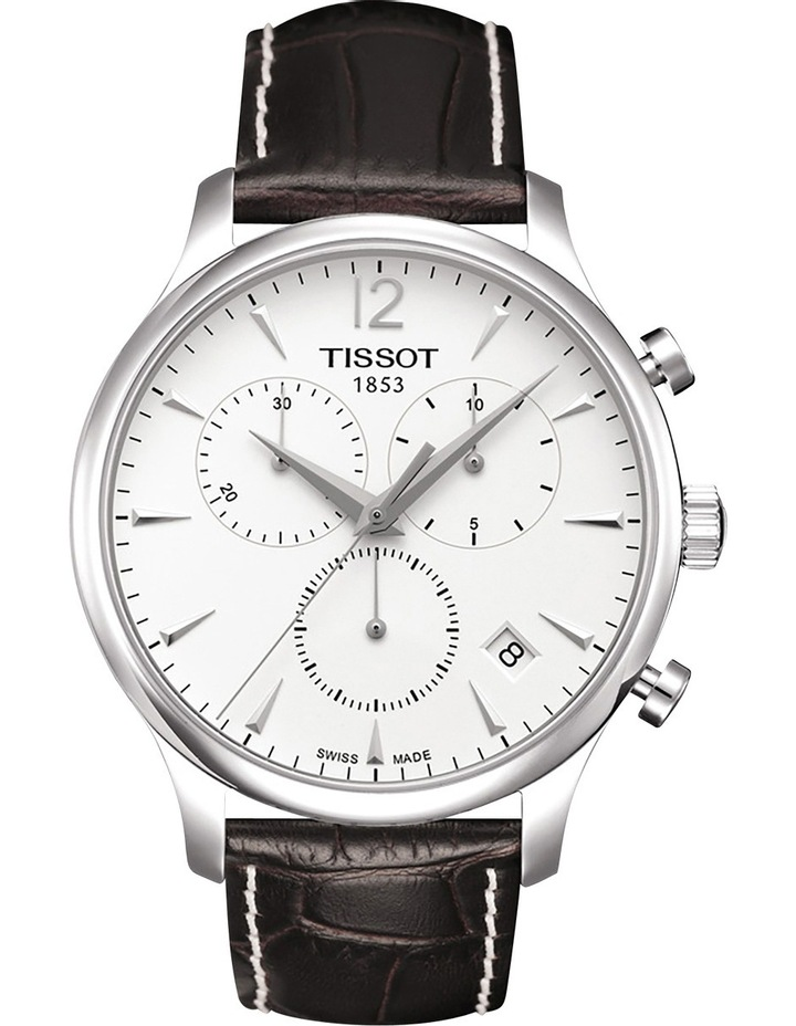 Tradition Chronograph Watch T063.617.16.037.00 image 1