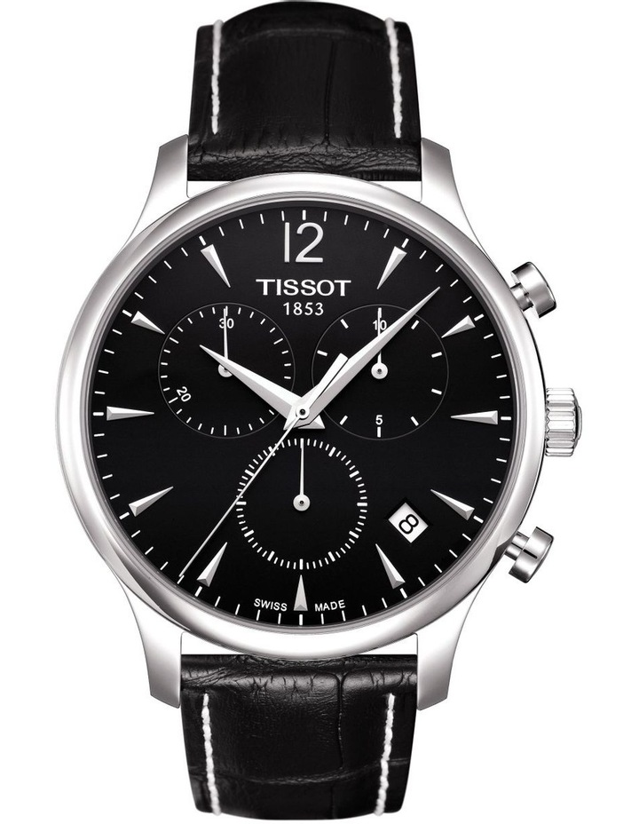 Tradition Chronograph Watch T063.617.16.057.00 image 1