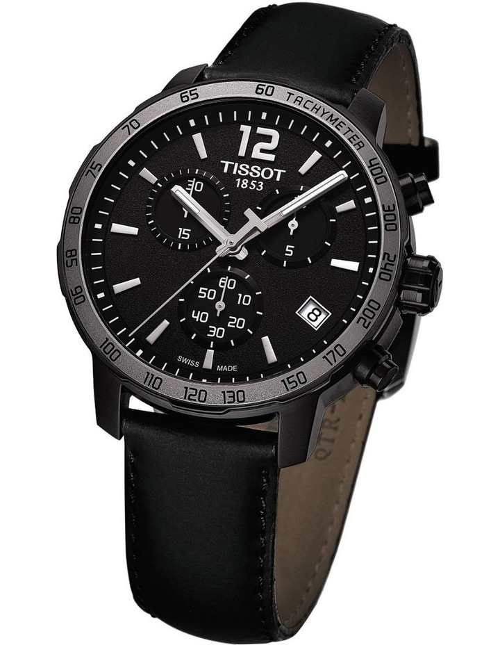 Quickster Chronograph Watch T095.417.36.057.02 image 2