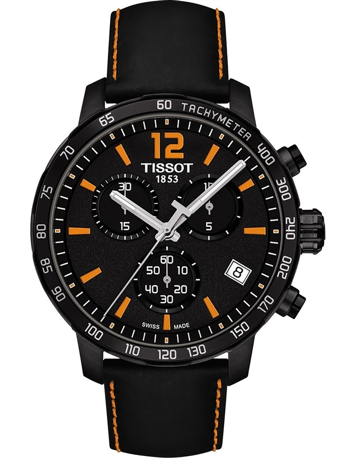 Quickster Chronograph Watch T095.417.36.057.00 image 1