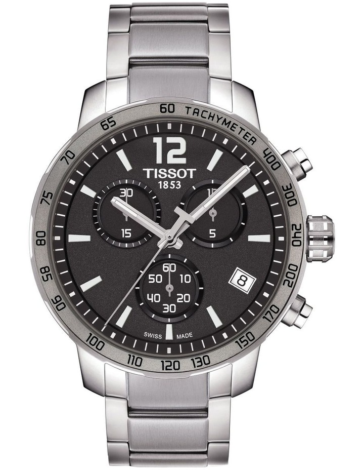 Quickster Chronograph Watch T095.417.11.067.00 image 1