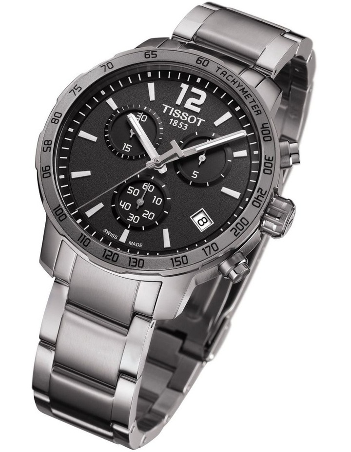 Quickster Chronograph Watch T095.417.11.067.00 image 2