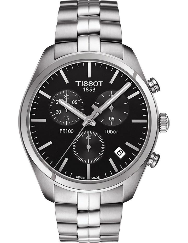 PR 100 Chronograph Watch T101.417.11.051.00 image 1