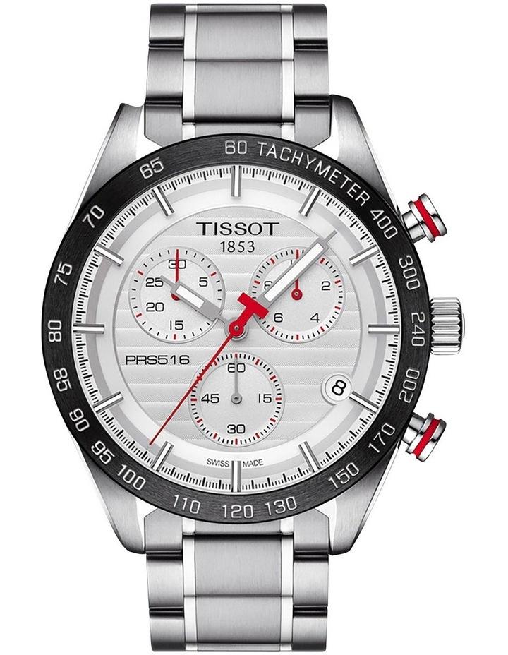 PRS 516 Chronograph Watch T100.417.11.031.00 image 1