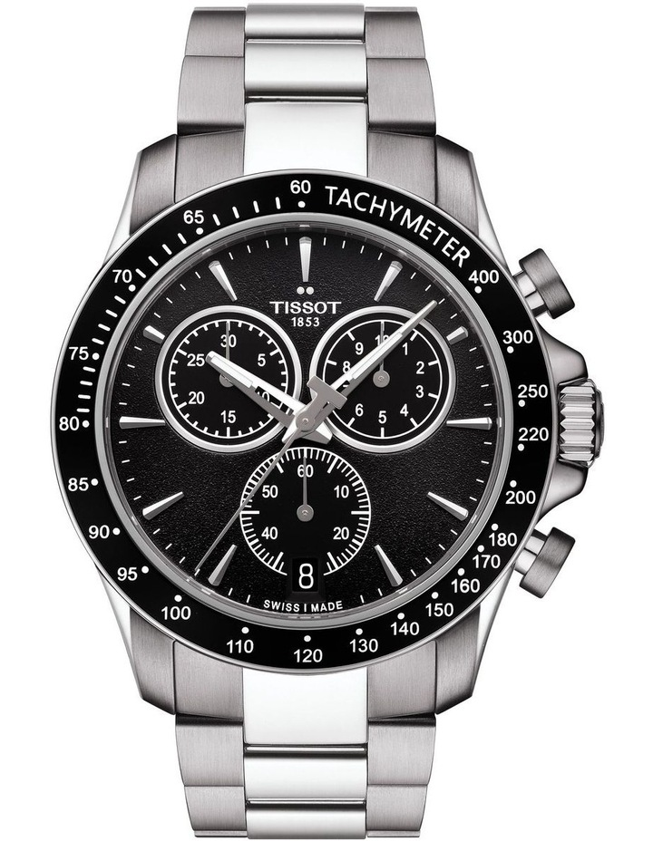 V8 Quartz Chronograph Watch T106.417.11.051.00 image 1