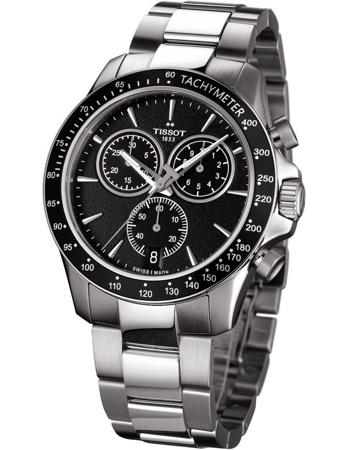 V8 Quartz Chronograph Watch T106.417.11.051.00 image 2