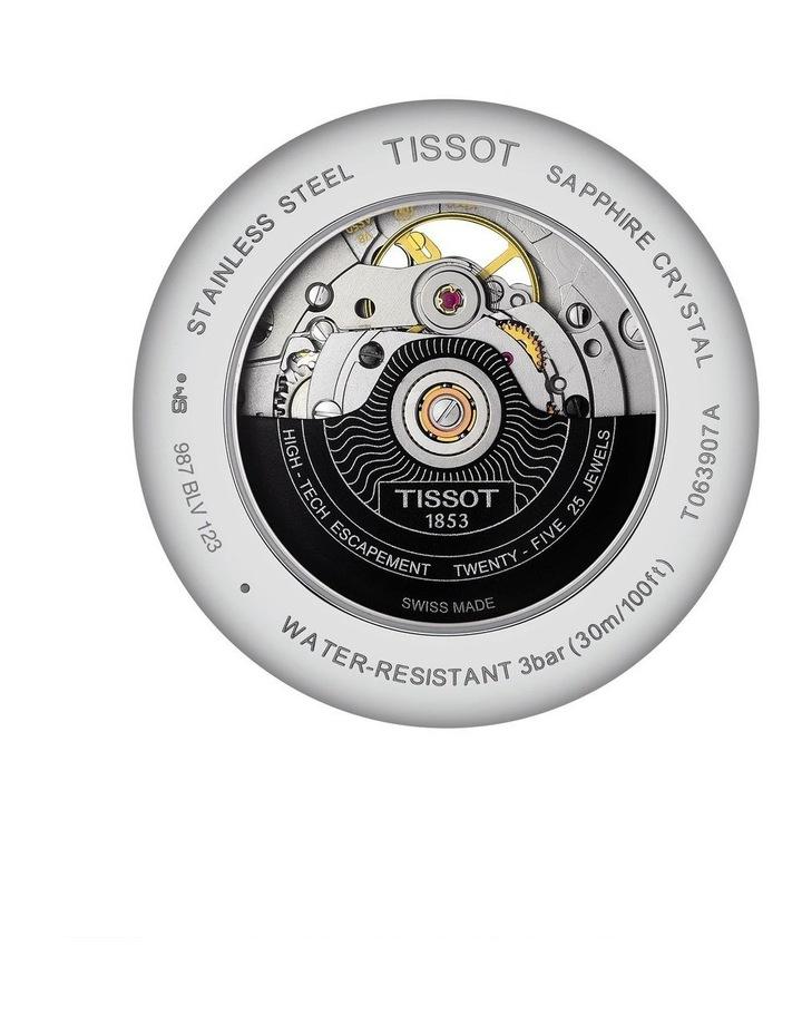 Tradition Powermatic 80 Open Heart Watch T063.907.11.058.00 image 2