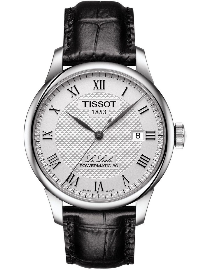 Le Locle Powermatic 80 Watch T006.407.16.033.00 image 1