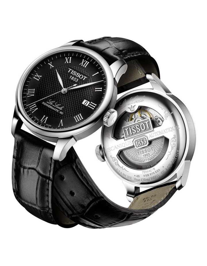 Le Locle Powermatic 80 Watch T006.407.16.053.00 image 3