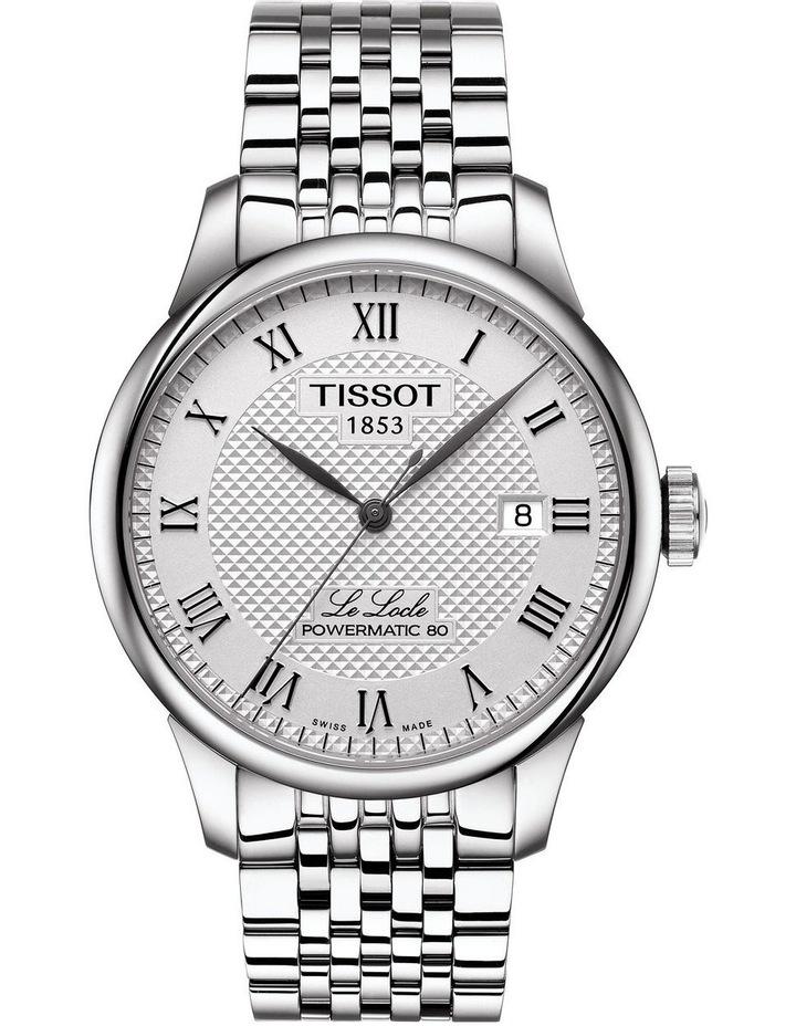 Le Locle Powermatic 80 Watch T006.407.11.033.00 image 1