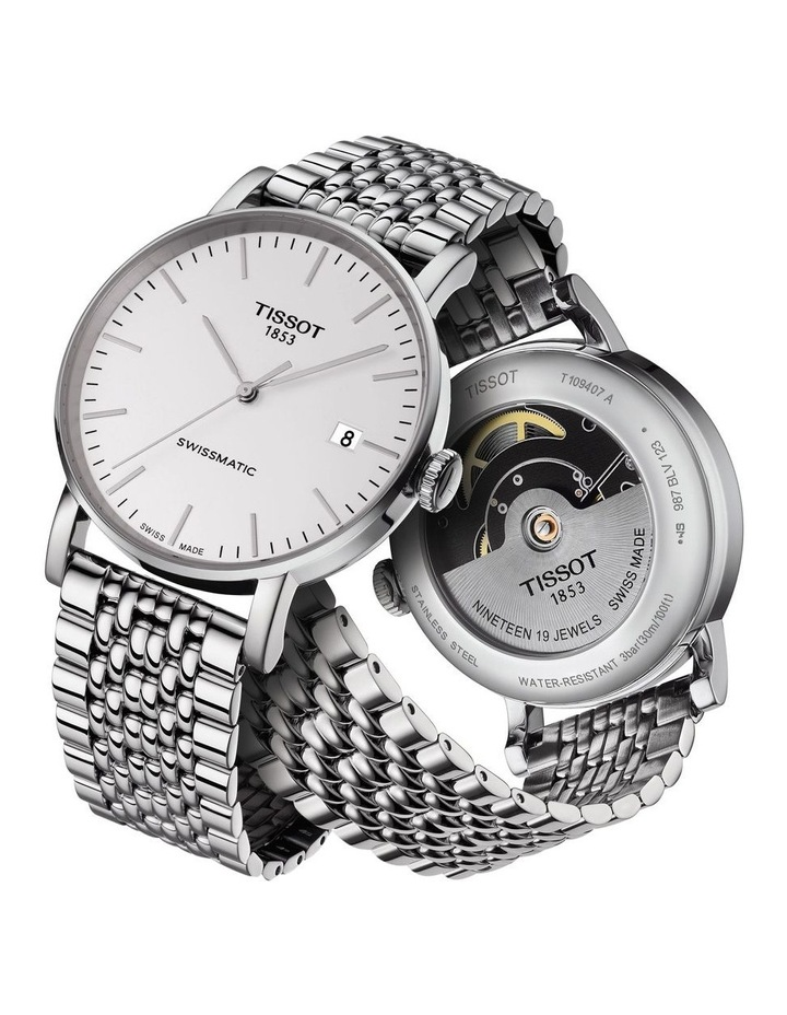 Everytime Swissmatic Watch T109.407.11.031.00 image 2