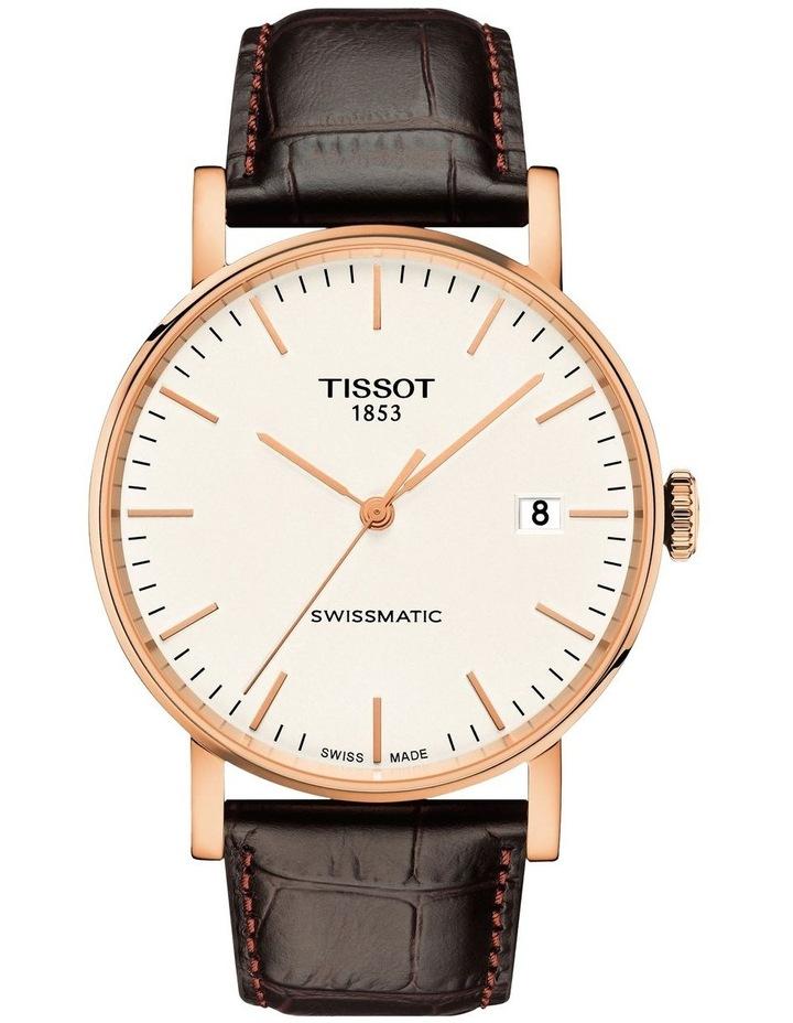 Everytime Swissmatic Watch T109.407.36.031.00 image 1