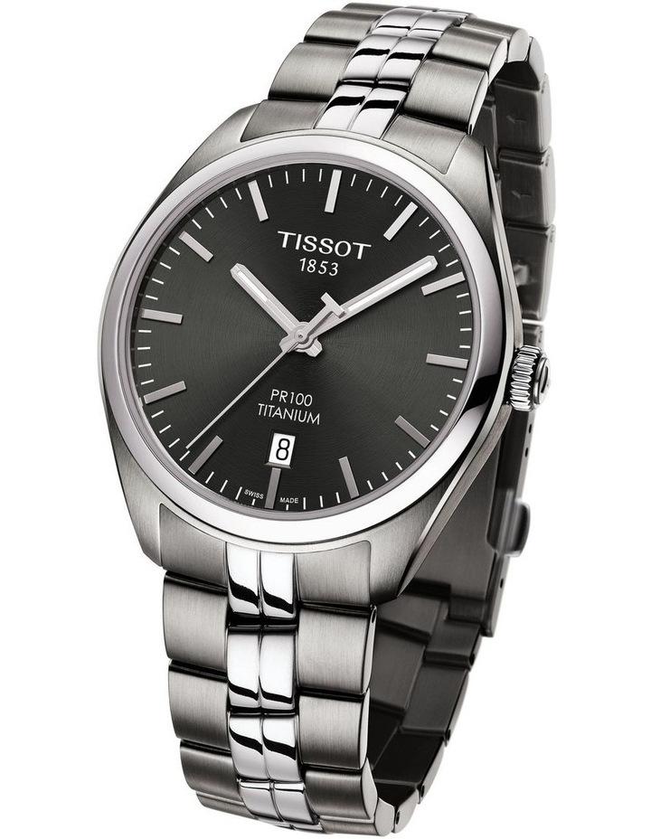 PR 100 Titanium Quartz Watch T101.410.44.061.00 image 2