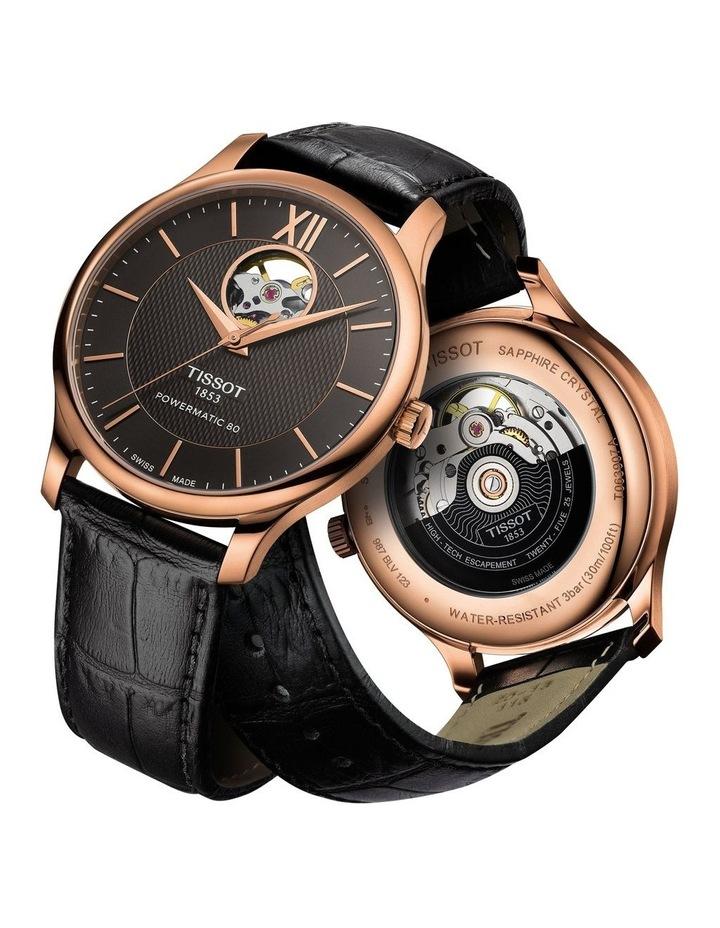 Tradition Powermatic 80 Open Heart Watch T063.907.36.068.00 image 2