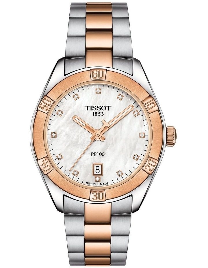 PR 100 Sport Chic Watch T101.910.22.116.00 image 1