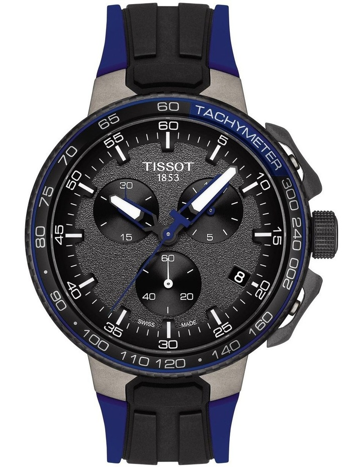 T-Race Cycling Chronograph Watch T111.417.37.441.06 image 1