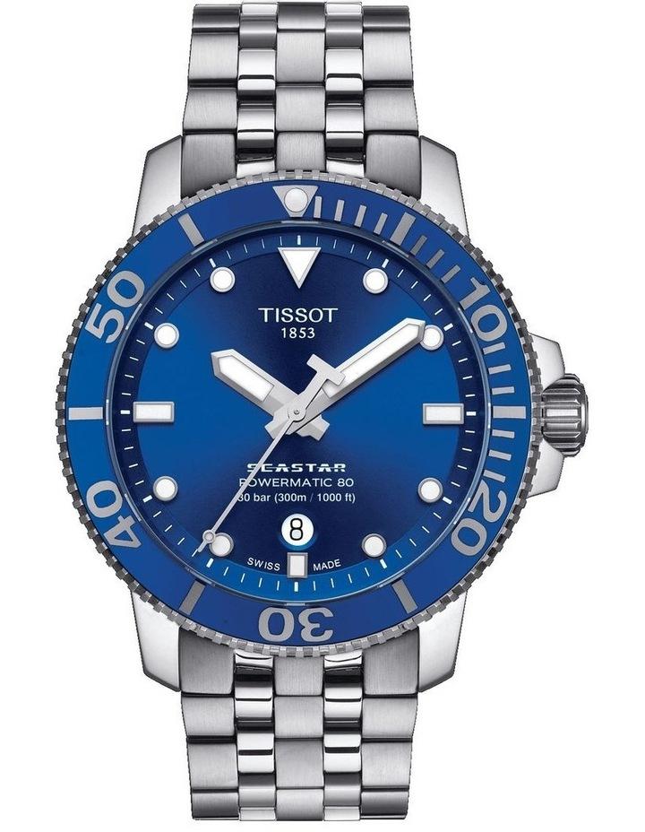 Seastar 1000 Powermatic 80 Watch T120.407.11.041.00 image 1