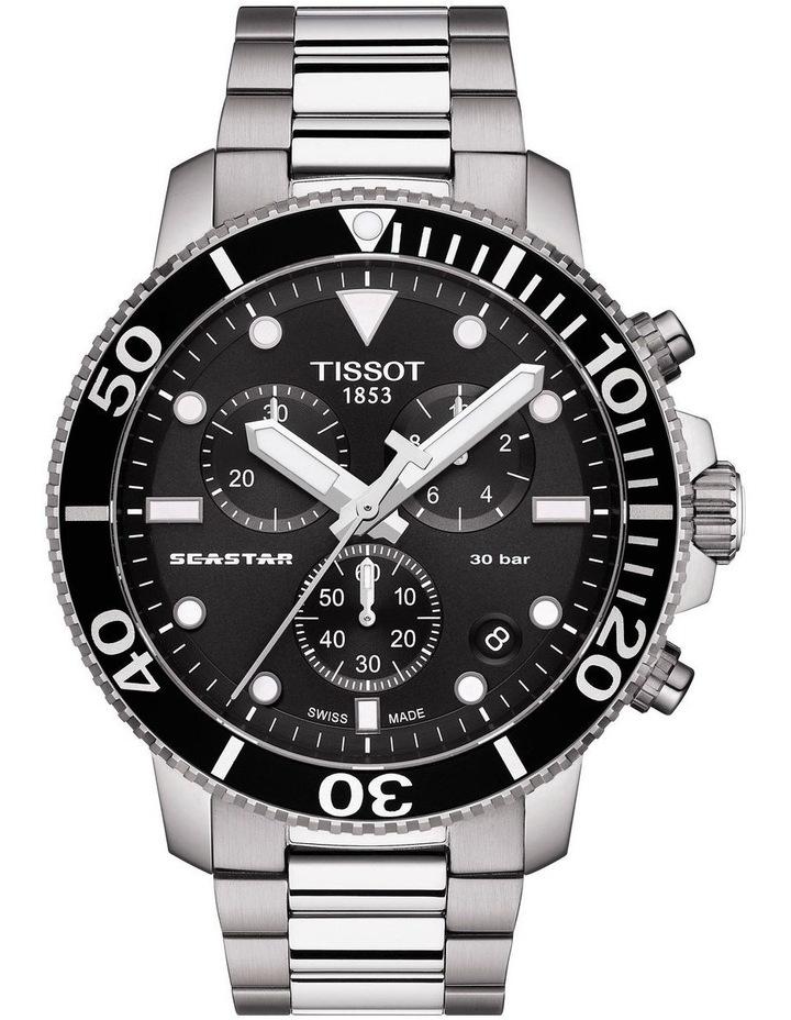 Seastar 1000 Chronograph Watch T120.417.11.051.00 image 1