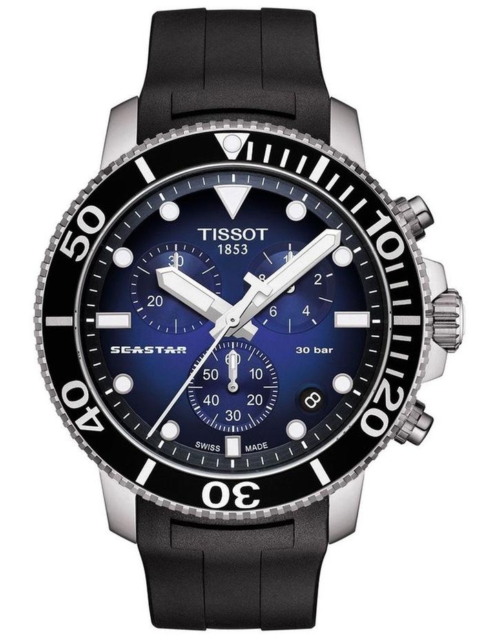 Seastar 1000 Chronograph Watch T120.417.17.041.00 image 1