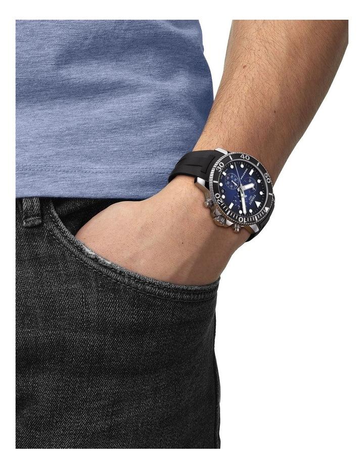 Seastar 1000 Chronograph Watch T120.417.17.041.00 image 2