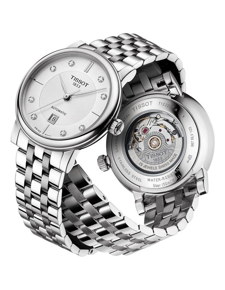 Carson Premium Automatic Lady Watch T122.207.11.036.00 image 4