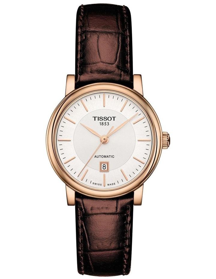 Carson Premium Automatic Lady Watch T122.207.36.031.00 image 1