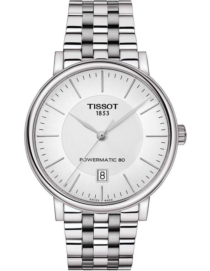 Carson Premium Powermatic 80 Watch T122.407.11.031.00 image 1