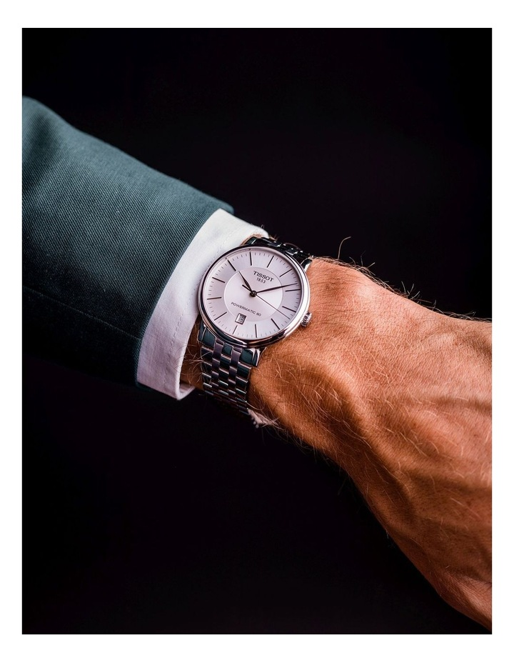 Carson Premium Powermatic 80 Watch T122.407.11.031.00 image 2