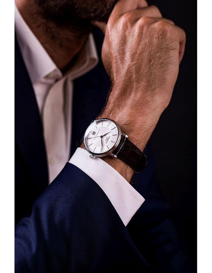 Carson Premium Powermatic 80 Watch T122.407.16.031.00 image 2
