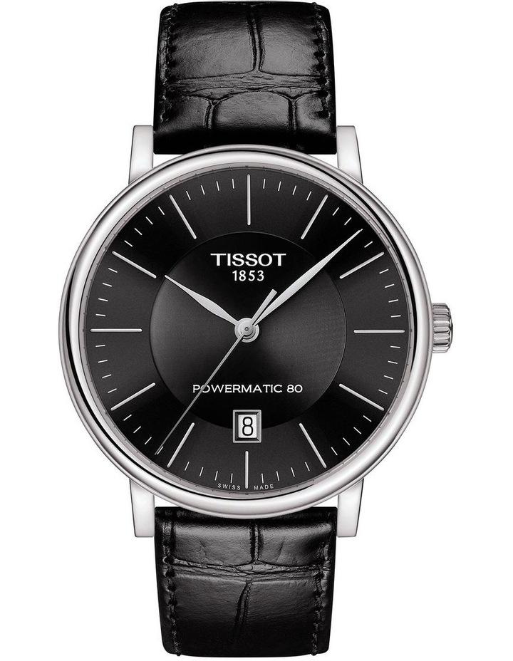 Carson Premium Powermatic 80 Watch T122.407.16.051.00 image 1