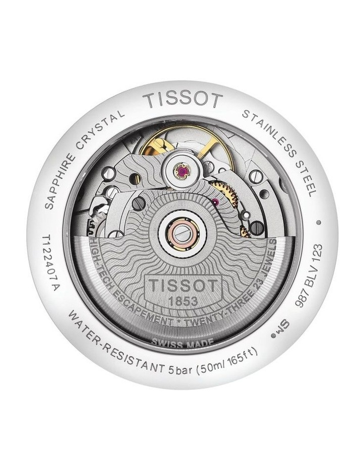 Carson Premium Powermatic 80 Watch T122.407.22.031.00 image 2
