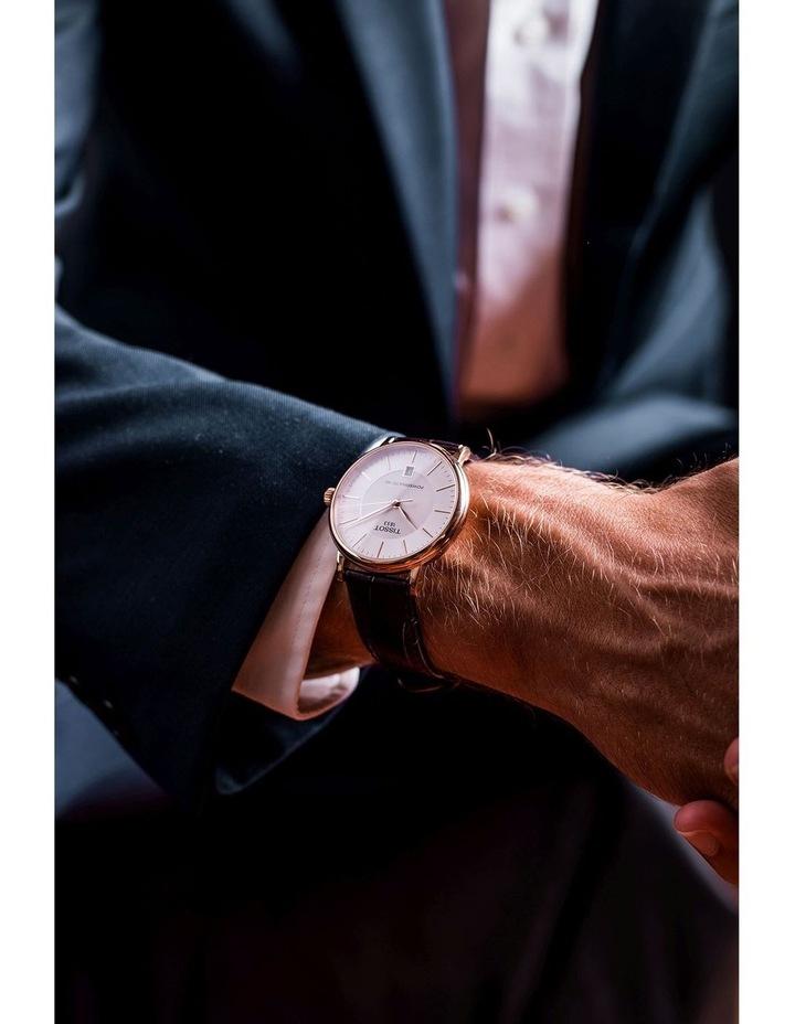 Carson Premium Powermatic 80 Watch T122.407.36.031.00 image 2