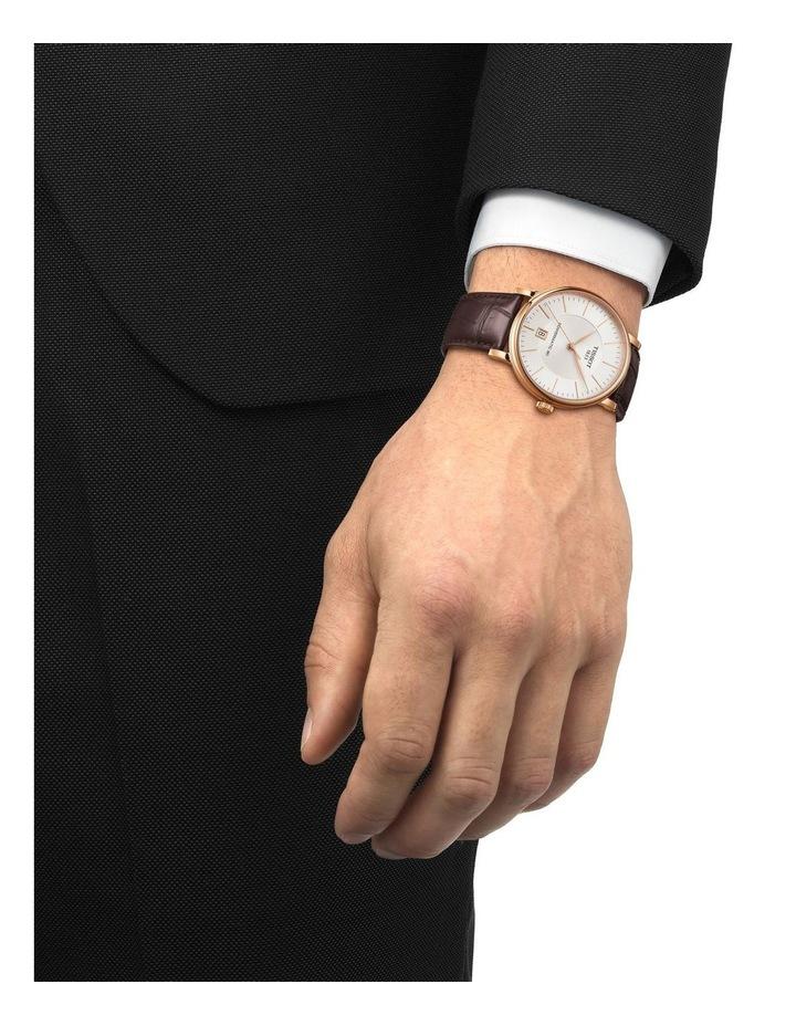 Carson Premium Powermatic 80 Watch T122.407.36.031.00 image 3