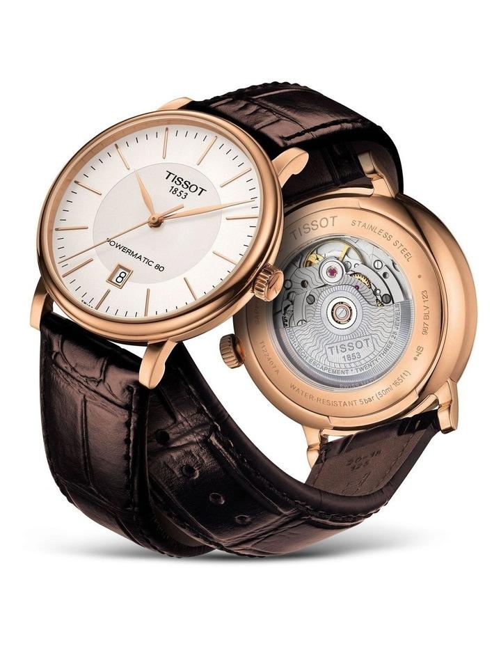 Carson Premium Powermatic 80 Watch T122.407.36.031.00 image 4